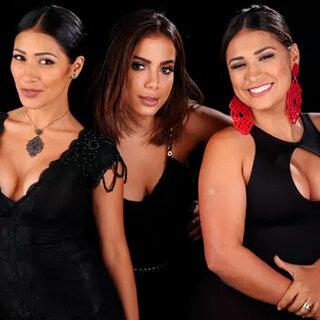 """Música: Anitta divulga trecho de """"Loka"""", música com Simone & Simaria"""