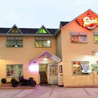Restaurantes: Road Burger