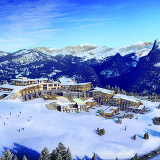 Viagens Internacionais: Club Med inaugura resort em meio às Montanhas Nevadas da França