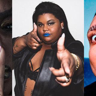 Música: Elza Soares, MC Carol e MC Bin Laden farão show em festival nos EUA