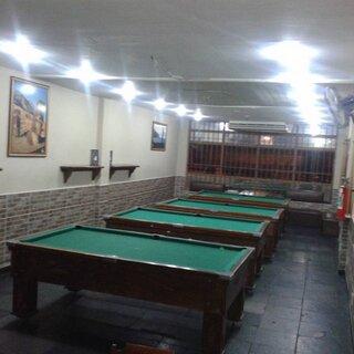 Bares (antigo): Moais Snooker Bar