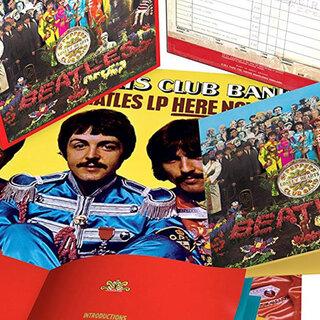 """Música: Beatles comemora 50 anos do """"Sgt. Pepper's"""" com edição especial de aniversário"""