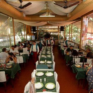 Restaurantes: Restaurante Quinta da Boa Vista