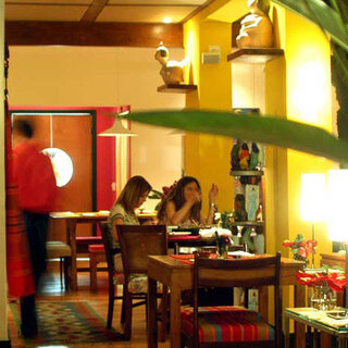 Restaurantes: Obá Restaurante