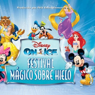 Teatro: Disney On Ice – Festival Mágico no Gelo