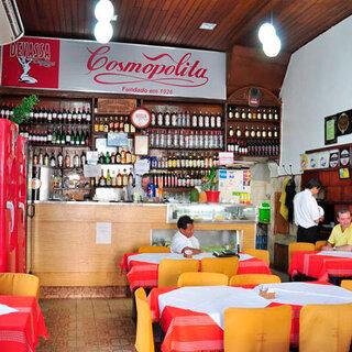Restaurantes: Cosmopolita