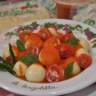 Restaurantes: La Pergoletta