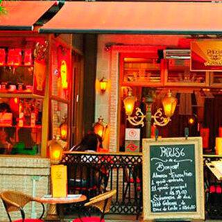 Restaurantes: Petit Paris 6 Café & Bistrô