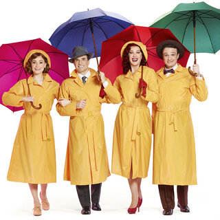 Teatro: Cantando na Chuva