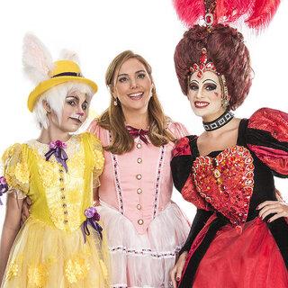 Teatro: Alice no País da Internet