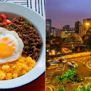 Restaurantes: Tucupi Food no Mirante 9 de Julho
