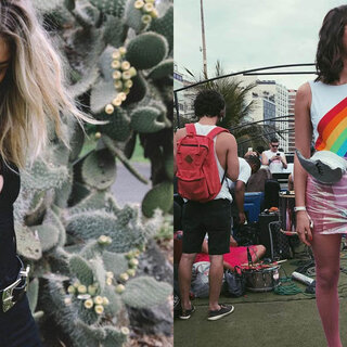 Moda e Beleza: Mais de 25 ideias de looks para o Rock in Rio 2017