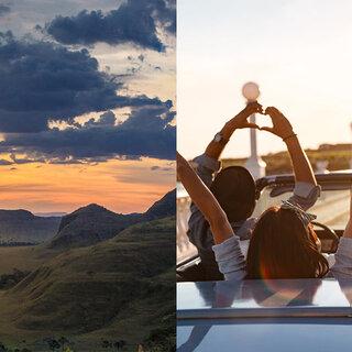 Viagens Nacionais: Explore a região Centro-Oeste do Brasil de carro e descubra paisagens impressionantes