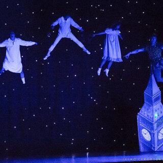 Teatro: Peter Pan O Musical