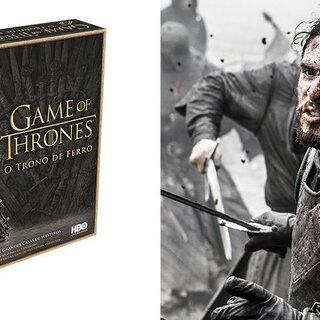 Na Cidade: LivePlay Game of Thrones