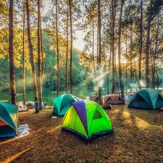 Viagens Nacionais: 8 lugares próximos a SP perfeitos para acampar com os amigos