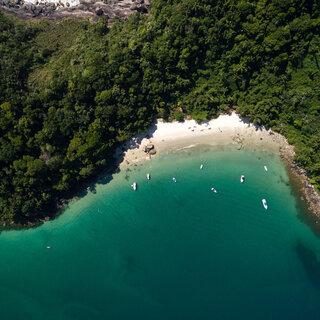 Viagens Nacionais: 9 trilhas que levam a praias paradisíacas no litoral de São Paulo