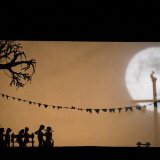 Teatro: De banda pra lua