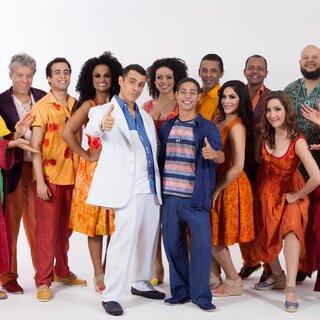 Teatro: Zeca Pagodinho – Uma História de Amor ao Samba