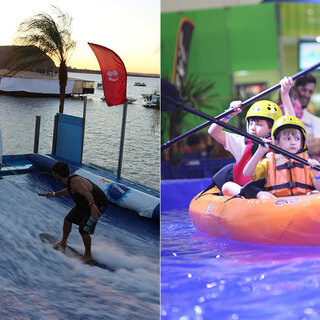 Na Cidade: Adventure Sports Fair