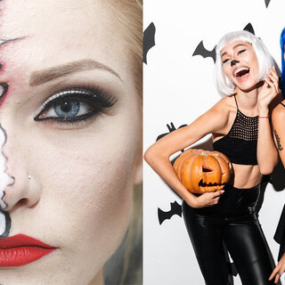 Moda e Beleza: 5 maquiagens de Halloween para arrasar nas festas
