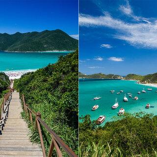 Viagens Nacionais: Arraial do Cabo: conheça a região do Brasil que parece o Caribe