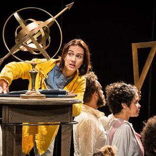 Teatro: A Vida de Galileu