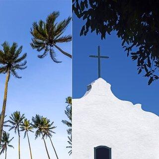 Viagens Nacionais: Conheça e se apaixone pela tranquila Vila de Santo André, na Bahia
