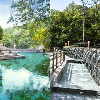 Viagens Nacionais: Conheça o Rio Quente Resorts, complexo que conta com o maior rio de águas termais do mundo