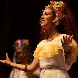 Teatro: Deixa Clarear, Musical sobre Clara Nunes