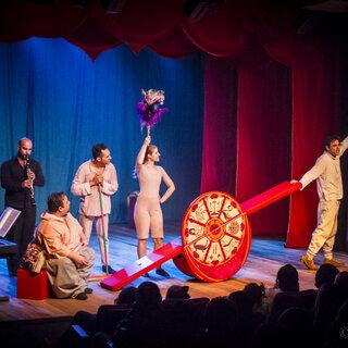 Teatro: O Jovem Príncipe e a Verdade