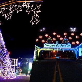 Viagens Nacionais: Campos do Jordão recebe Natal dos Sonhos com programação mágica