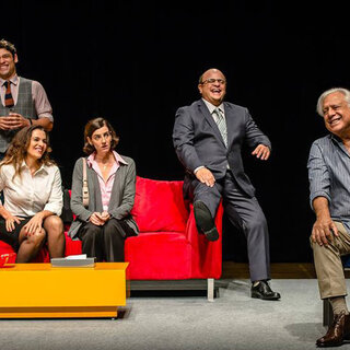 Teatro: Baixa Terapia - Uma Comédia no Divã