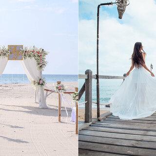 Viagens Nacionais: Casamento na praia: 8 lugares no litoral de SP para realizar a cerimônia dos sonhos