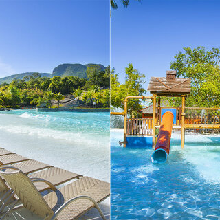 Viagens Nacionais: Crianças viajam de graça para o Rio Quente Resorts em janeiro; saiba mais