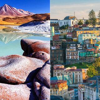 Viagens Internacionais: Mochilão pela América do sul: 17 lugares imperdíveis para conhecer