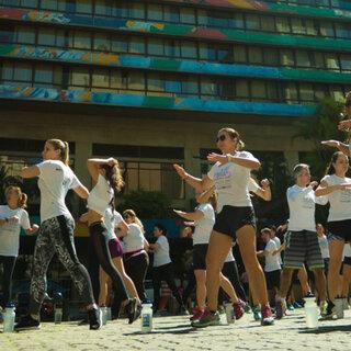 Na Cidade: Maksoud Fitness Day