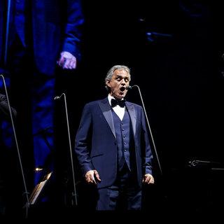 Shows: Andrea Bocelli no Brasil em 2018