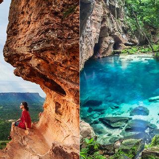 Viagens Nacionais: Para quem gosta de natureza: 5 chapadas para conhecer no Brasil