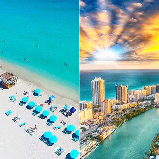 Viagens Internacionais: De abril a junho: conheça Miami com passagens por R$ 1768 com todas as taxas