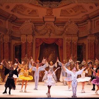 Teatro: Ballet Estatal de São Petersburgo no Gelo