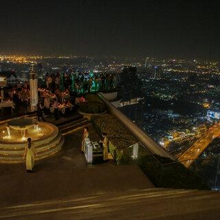 Viagens Internacionais: Conheça 7 dos mais altos restaurantes do mundo