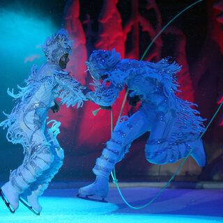 Teatro: Circo da China on Ice – O Mundo da Imaginação