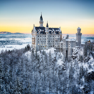 Viagens Internacionais: 10 castelos incríveis para conhecer na Europa