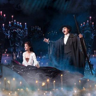 Teatro: O Fantasma da Ópera
