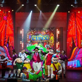 Teatro: Circo da Turma da Mônica – O Primeiro Circo do Novo Mundo
