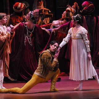 Teatro: Ballet de Santiago - Romeu e Julieta