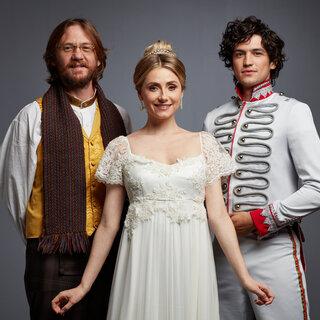 Teatro: Natasha, Pierre e o grande cometa de 1812