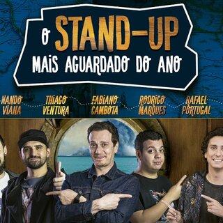 Teatro: Stand Up Mais Aguardado do Ano
