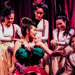 Teatro: Marias do Brasil – A Nossa História Transformada em Fábula